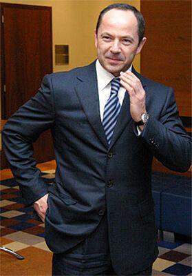 Тигипко завтра возьмет старт на место Ющенко