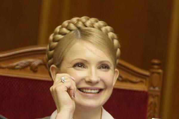 КПУ и регионалы готовы помочь Тимошенко