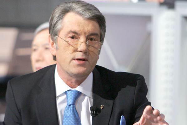 Ющенко пообщается с бизнесменами