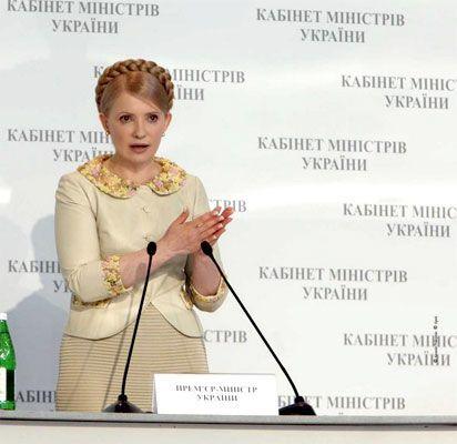 Тимошенко начала шантажировать будущим бюджетом