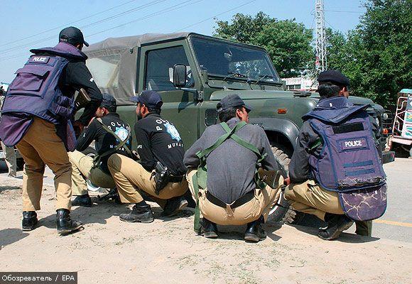 За взрыв в Лахоре взяли на себя ответственность талибы