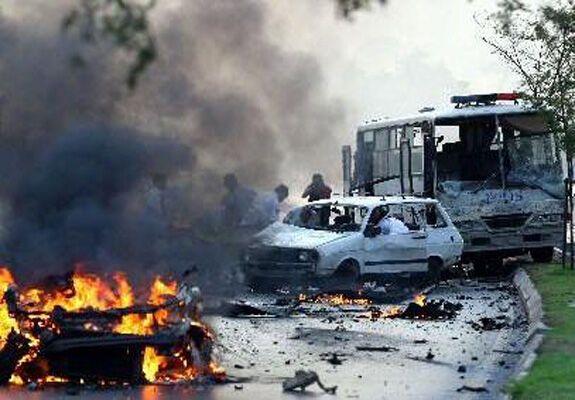 В Турции взорвалась бомба, погибли военные