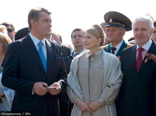 Ющенко рассказал, почему не любит Тимошенко
