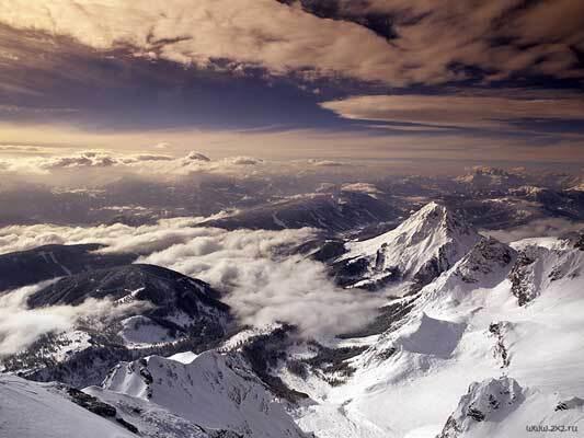 В Альпах погибли шесть лыжников