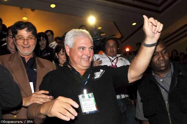 В Панаме мультимиллионера избрали президентом