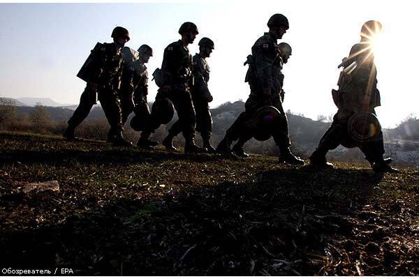 Грузия стягивает тяжелые вооружения к границе с Абхазией
