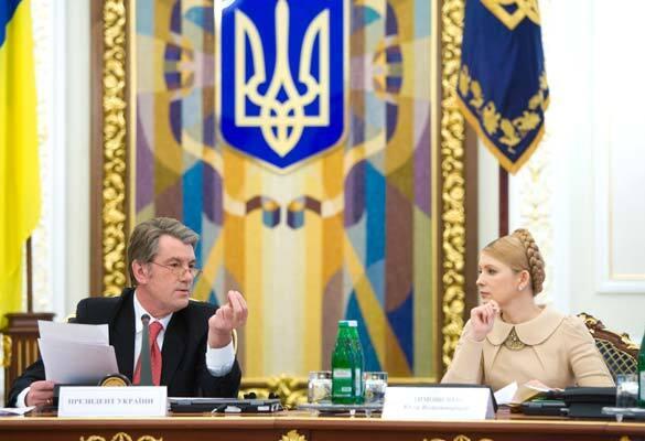 """Ющенко-Тимошенко: аверс """"Одесса-Броды"""", немедленно"""