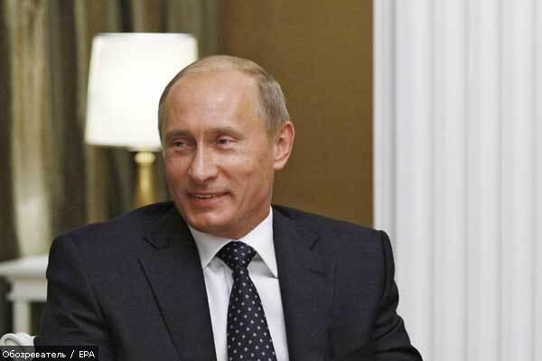 Путин поздравил Тимошенко с победой