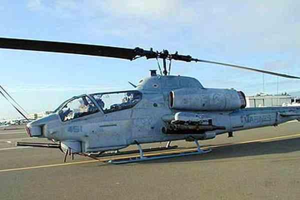 В США разбился военный вертолет, 6 мая 2009