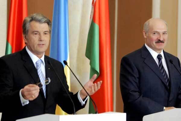 Ющенко відкриє кафедру білоруського в одному з університетів