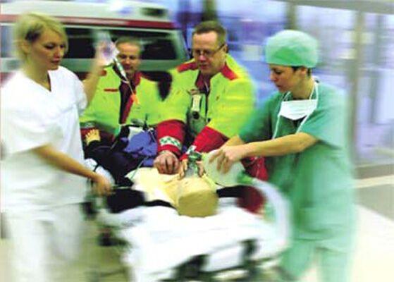 В Одесской области госпитализировали 17 человек