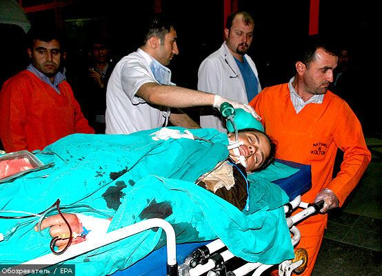 Напавшие на турецкую свадьбу планировали убить всех гостей