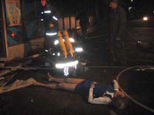Задержан директор поврежденного при пожаре игорного салона