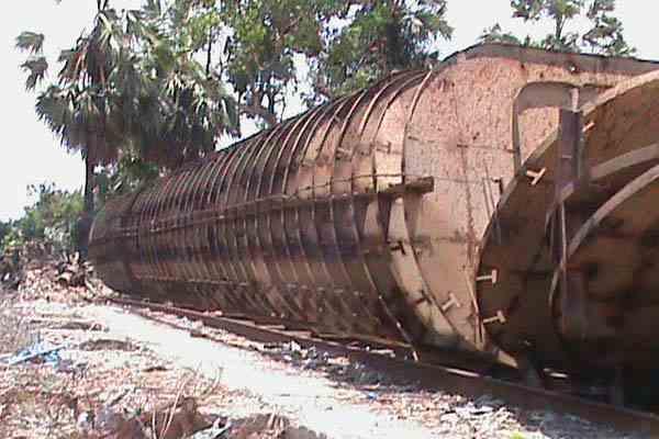 """У тамильских """"тигров"""" отняли 20-метровый цилиндр"""