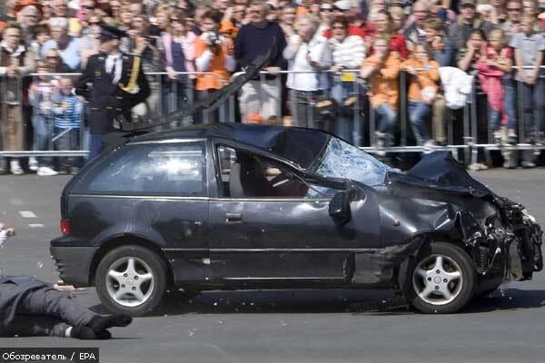 Число жертв нападу на королеву Нідерландів досягло 7