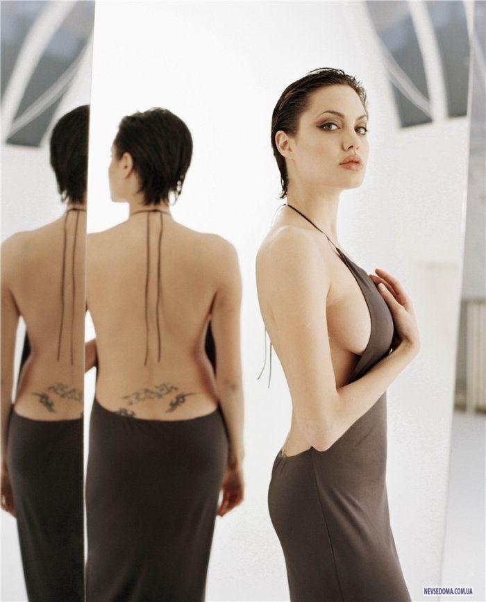 Голая Анджелина Джоли подборка 65 ФОТО X-LIMENET
