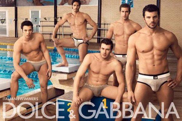 Итальянские звезды снялись обнаженными в рекламе