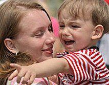 Как бороться с детскими истериками и капризами?