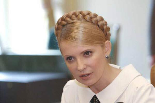 Тимошенко вмовляє Януковича