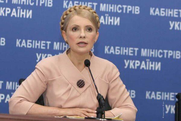 Тимошенко обіцяє посадити опонентів