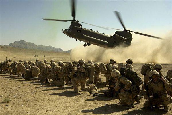 Чотири солдати НАТО загинули від саморобних бомб