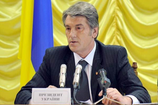 Ющенко назвав ПРіБЮТовскій закон про вибори шахрайством