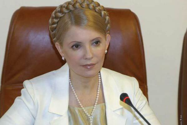 Тимошенко пообіцяла пощадити Раду