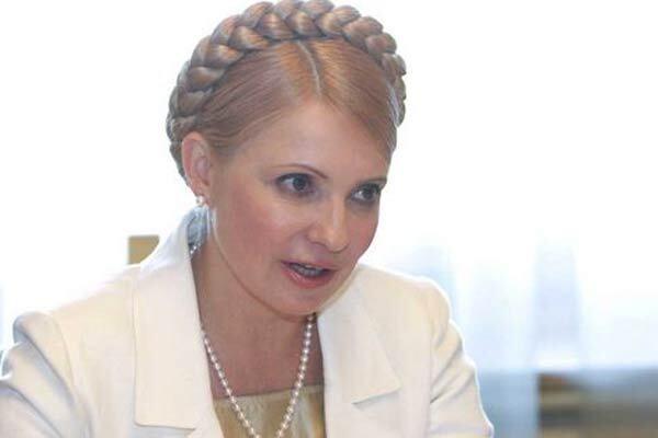 Тимошенко: відносини з Росією потрібно будувати з позиції сили