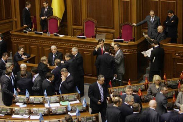 У Ющенка назвали дату розпуску парламенту