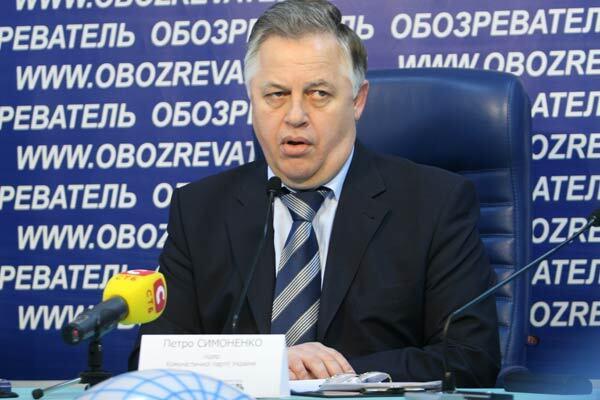 Симоненко без п'яти хвилин єдиний кандидат?
