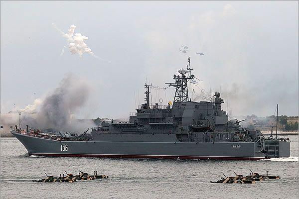 ЧФ не допустив українців до перевірки своїх літаків