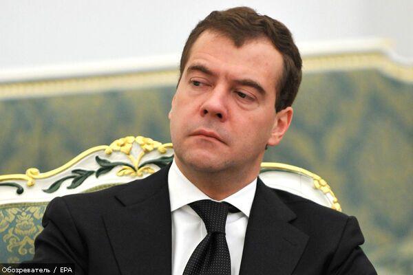Європа критикує поїздку Медведєва до Південної Осетії