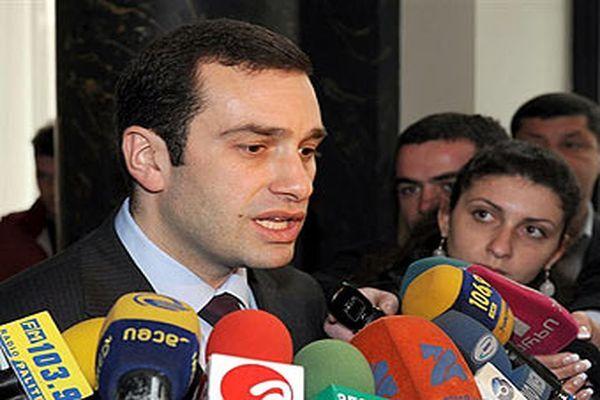 Грузинські дипломати об'єдналися проти Саакашвілі