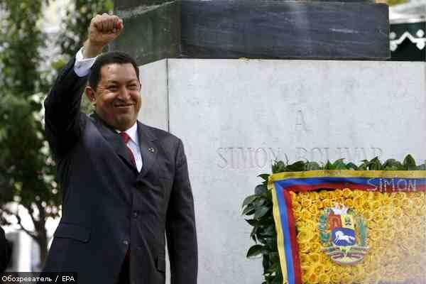 Чавес пророчит президенту Гондураса скорое возвращение