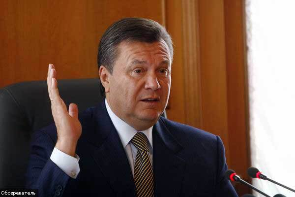 Янукович вижене всіх пройдисвітів, ганьблять обличчя ПР
