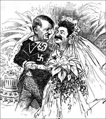 Сталінізм і нацизм офіційно ототожнили