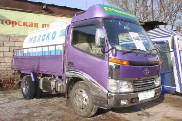Україна купить у Японії молоковози і міні-елеватори