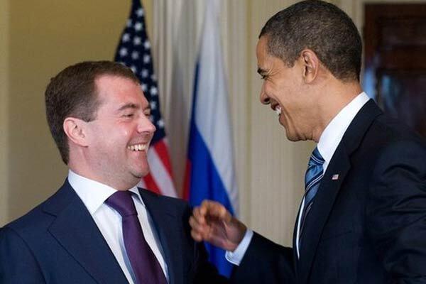 """Обама закликає РФ відмовитися від """"холодної війни"""""""