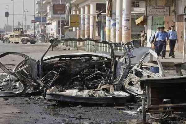 Теракт в Багдаде унес жизни 27 человек