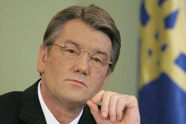 Ющенко: Буде армія - буде бюджет