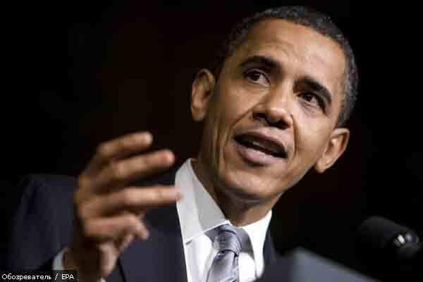 Обама: Не винні ми, він сам прийшов
