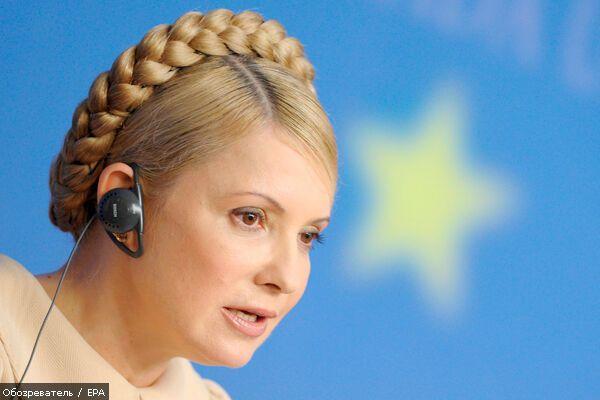 Регіонали не мають наміру знімати Тимошенко