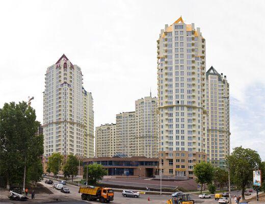 Введено в експлуатацію наймасштабніший житловий комплекс Києва