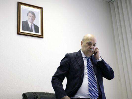 Замглавы СБУ подал в суд на Москаля