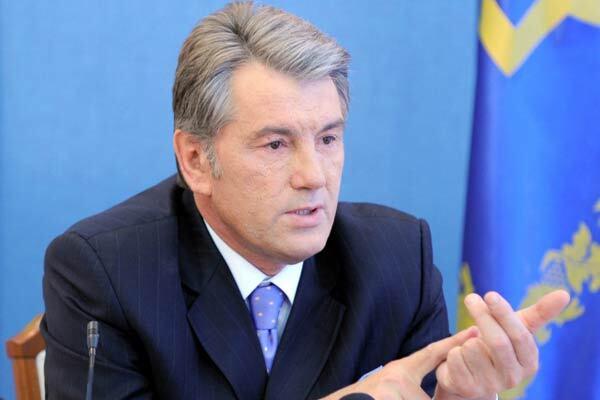 Ющенко розгромив ПРіБЮТовскій закон про вибори