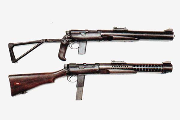 Под кроватью пенсионерки обнаружили арсенал оружия