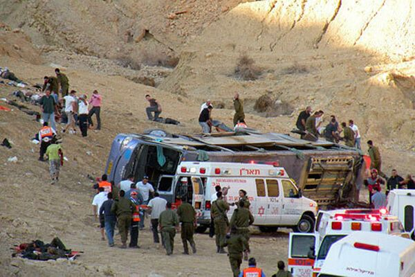 Из-за пьяного водителя погибли 17 человек