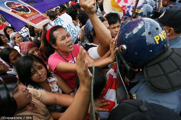 43 человека погибли во время бунта в Филлипинах
