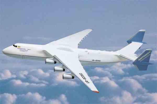 Украинский Ан-225 попал в книгу рекордов Гиннесса