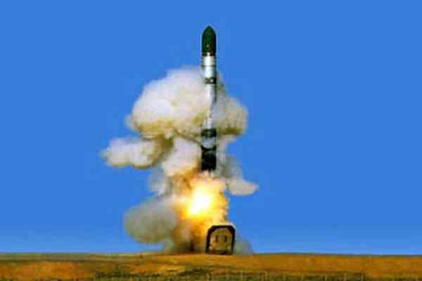 Пакистан на пороге создания ядерной баллистической ракеты